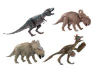 1toy Walking with Dinosaurs шарнирная фигурка 15см, пластмасса, на блистере