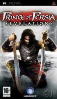 Prince of Persia Revelations (Platinum) (full eng) (PSP) (UMD-case)