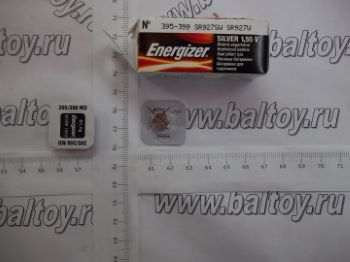 Элемент питания Energizer 395/399 MD (S927L/S927H)